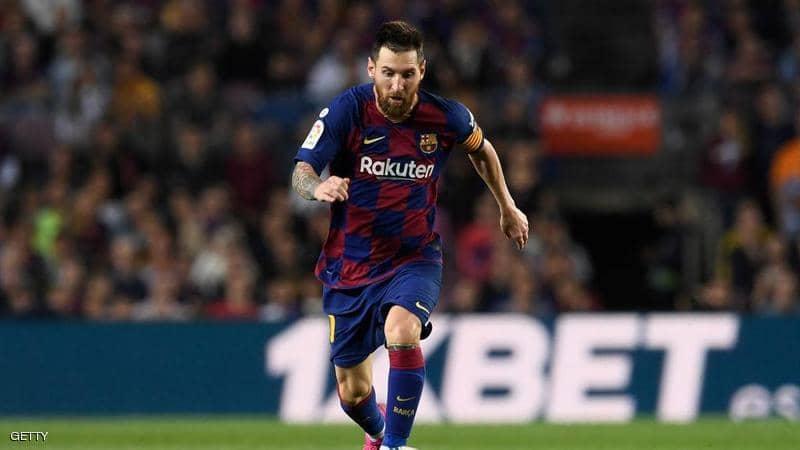 برشلونة يقسو على إشبيلية.. وميسي يسجل أول أهدافه