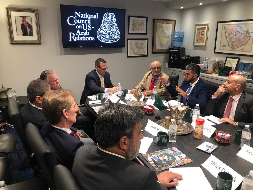 """""""إعمار اليمن"""" يلتقي الوكالات التنموية والبنك الدولي والمؤسسات البحثية في واشنطن"""