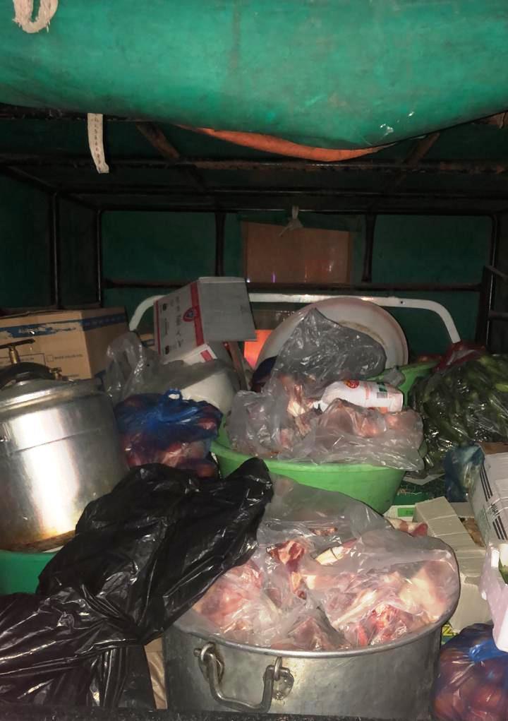 بلدية الخبر تضبط شقتين تستخدم في تخزين اللحوم المجهولة المصدر