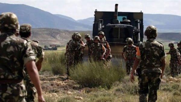 الجيش الجزائري يدمر مخابئ للإرهابيين بمحافظتي بعين الدفلى والمدية