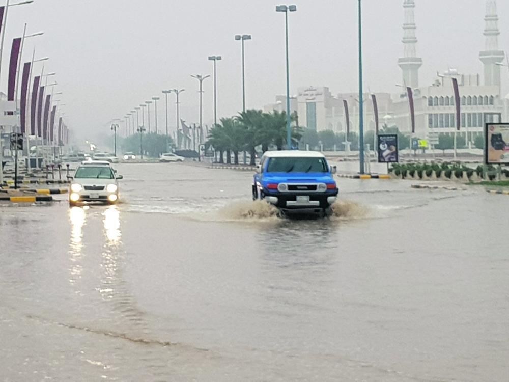 توقعات بتقلبات جوية على معظم المناطق الخميس والجمعة