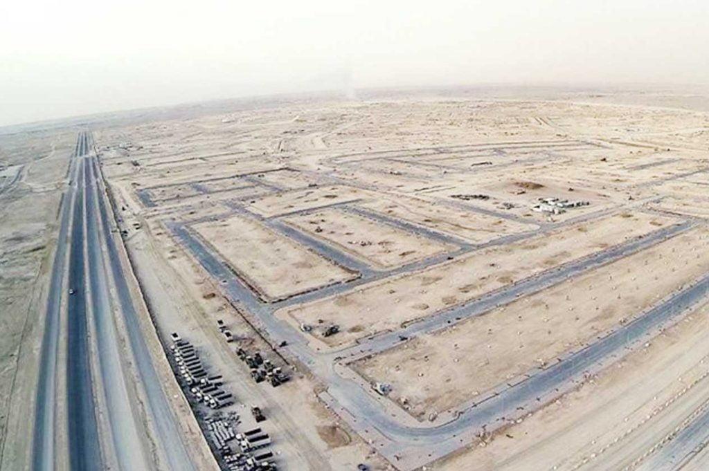 """تطوير """"أرض بيضاء"""" لتوفير 1700 قطعة سكنية"""