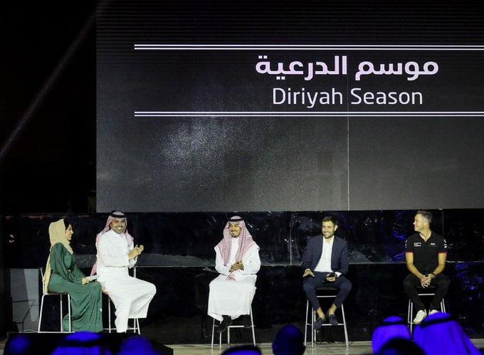 """الأمير عبدالعزيز الفيصل يعلن إطلاق """"موسم الدرعيّة"""" من 22 نوفمبر إلى 21 ديسمبر 2019"""