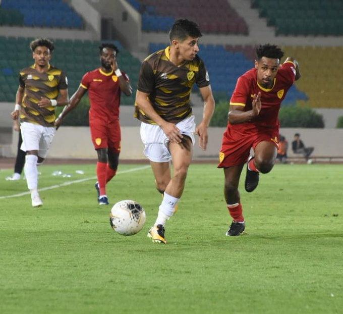 أحد يوقف سلسلة انتصارات القادسية في الجولة العاشرة من دوري الأولى لكرة القدم