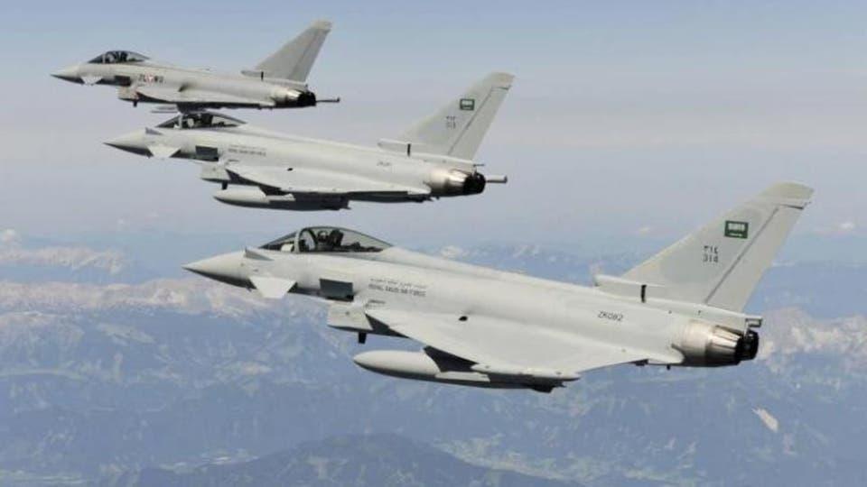 طائرات تحالف دعم الشرعية في اليمن تكبّد مليشيا الحوثي قتلى وجرحى في حرض