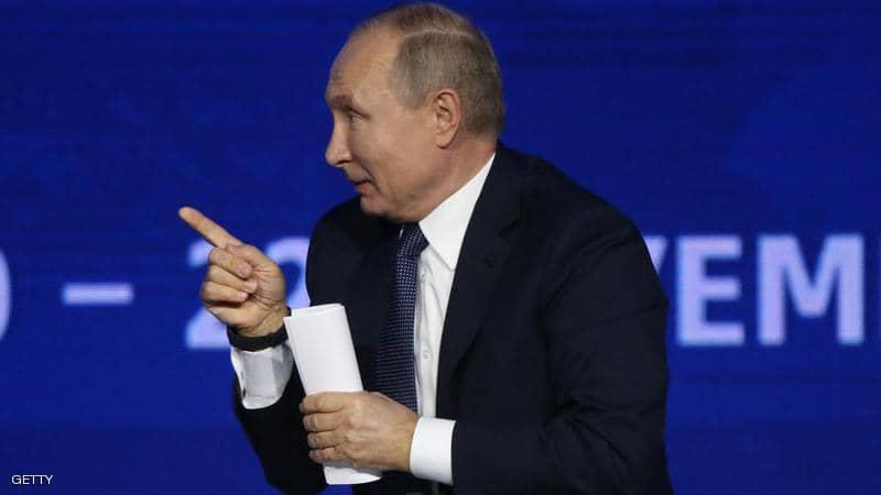 بوتين يعد بتطوير سلاح لا مثيل له في الغرب