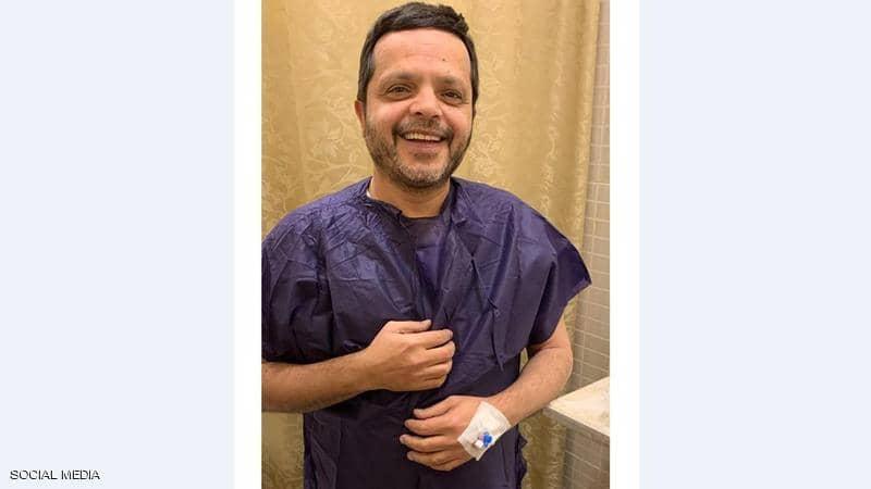 """محمد هنيدي يعلن تعافيه من """"جراحة الـ5 ساعات"""""""