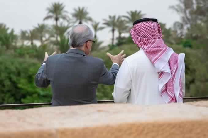 وزير الثقافة: من هنا في الرياض.. مدينة إعلامية وأكثر