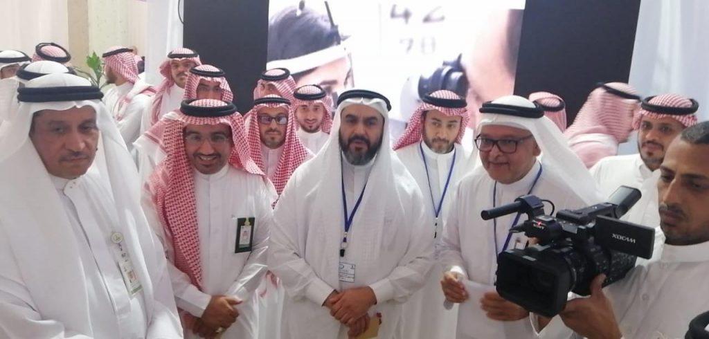 مركز الخدمات الطبية الجامعي بجامعة الملك عبدالعزيز يدشن اليوم العالمي للسكري 2019