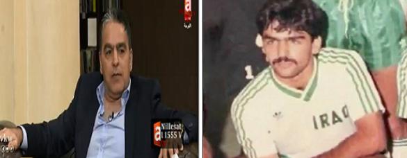 """اللاعب العراقي السابق """"سعد قيس"""": يكشف سبب هروبه و تعرضه للاعتقال والضرب بأمر من عدي !"""
