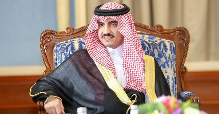 الأمير بدر بن سلطان: كلمة خادم الحرمين رسالة طُمأنينة ومحبة من أب لأبنائه