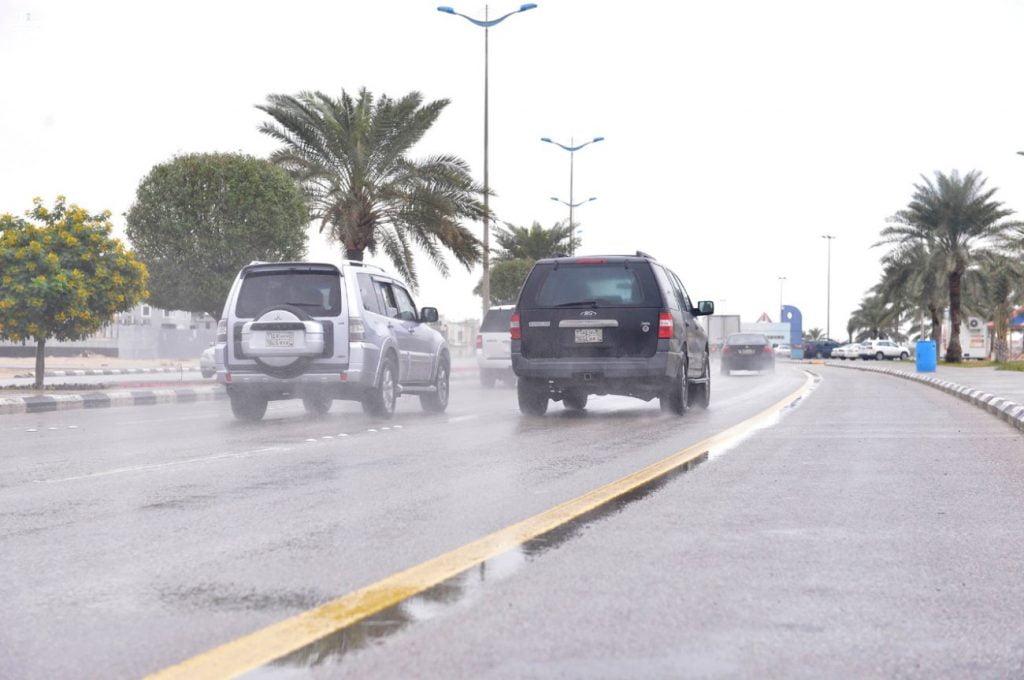 تعليق الدراسة في المنطقة الشرقية بسبب الأمطار