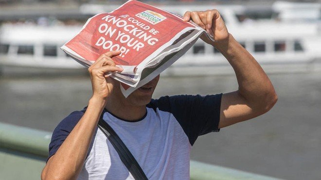 الأمم المتحدة تتوقع بأن يكون العقد الجاري الأشد حرارة في التاريخ