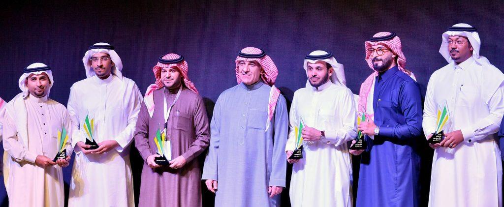 هيئة الصحفيين تُكرم الفائزين بجائزة الإعلام السعودي