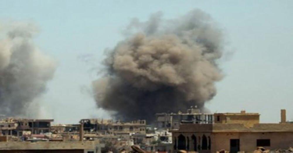المرصد السوري: غارات لطائرات النظام السوري تقتل وتصيب مدنيين