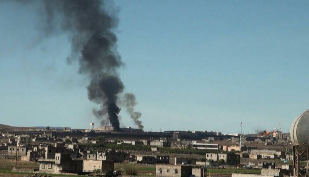 بينهم نساء وأطفال .. مقتل وإصابة 6 مدنيين في قصف حوثي بصنعاء