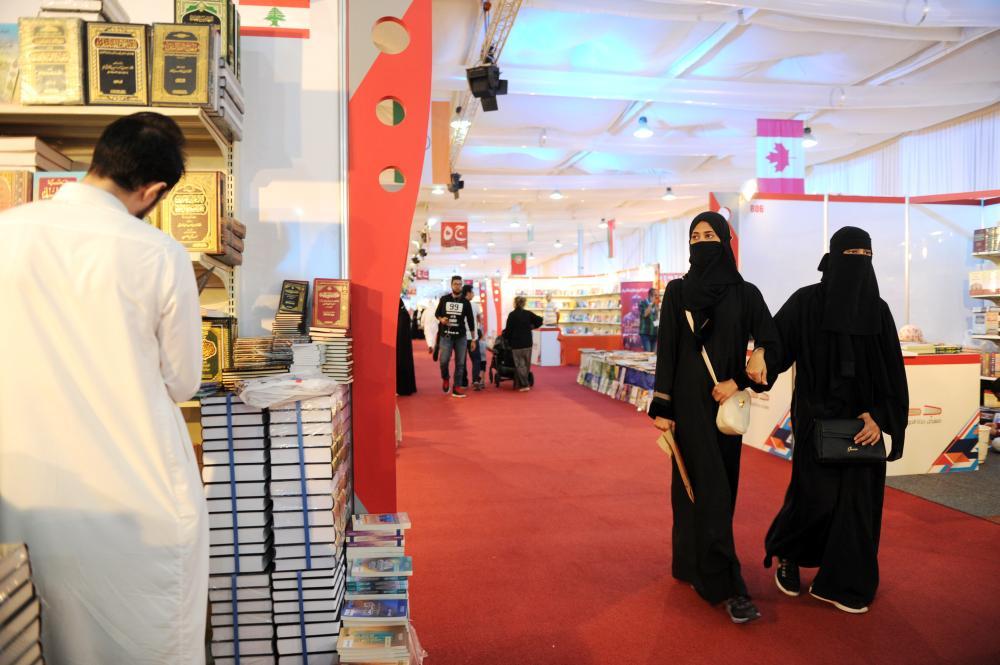 124 ألف زائر ينهلون المعرفة من 350 ألف عنوان في معرض جدة للكتاب
