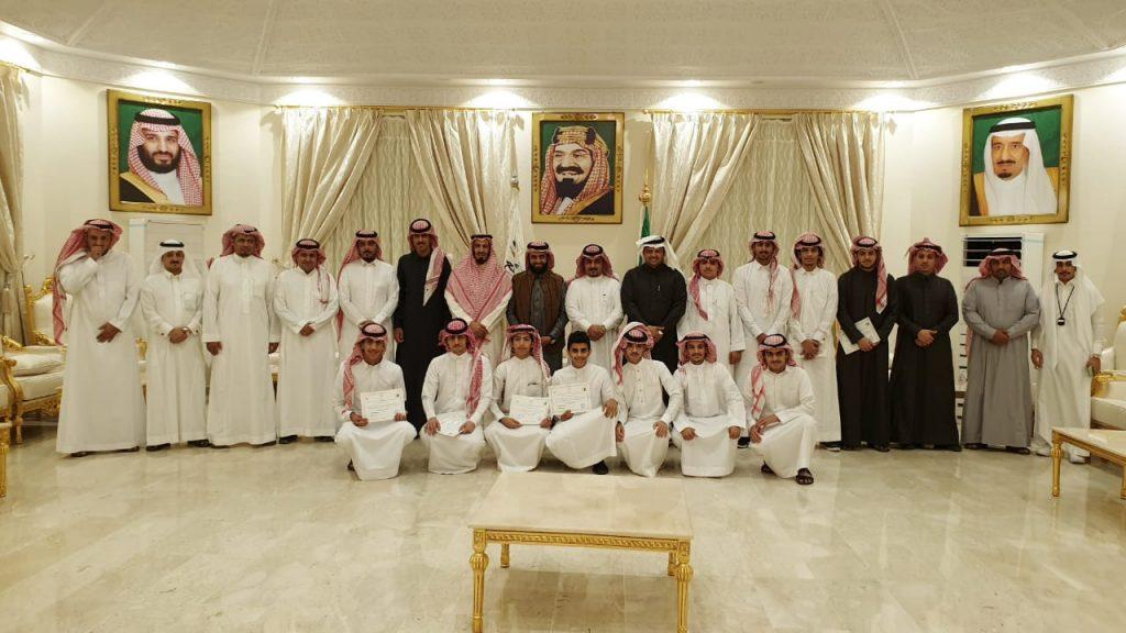 """بلدية رجال ألمع تختتم مبادرة التطوع البلدي و""""حافظ"""" يكرّم المشاركين"""