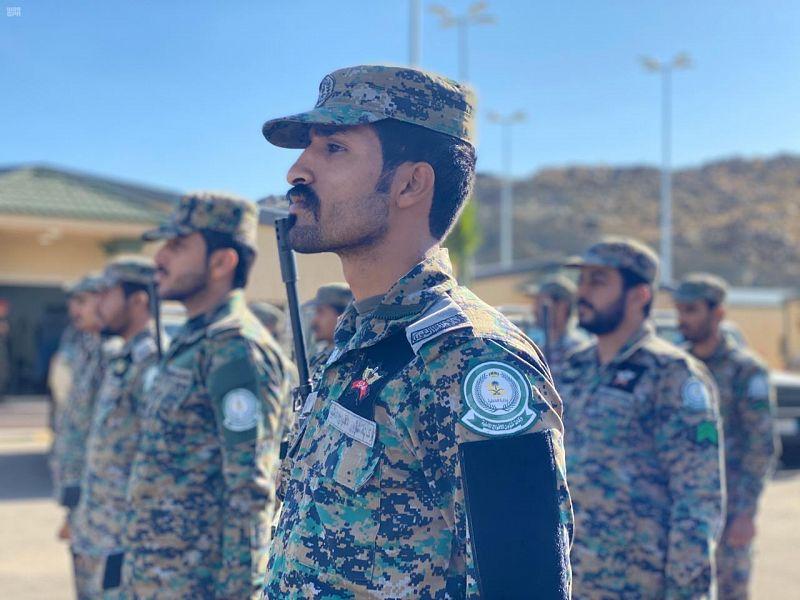 انطلاق دوريات الفوج الأمني الأول بقيادة الأفواج الأمنية بمنطقة عسير من مقرها الجديد بظهران الجنوب