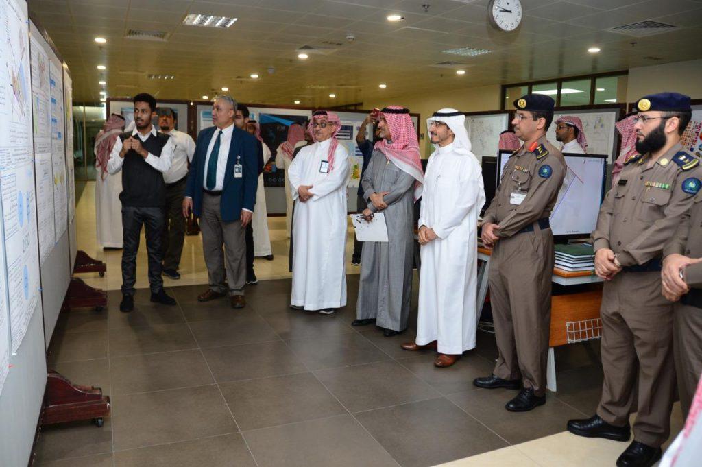 جامعة الامام عبدالرحمن بن فيصل تقيم ورشة حول دور التخطيط الحضري في مواجهة الكوارث والأزمات