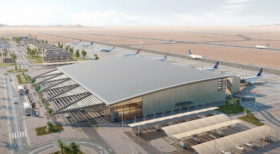 """""""وزير النقل"""": توسعة كبيرة لمطار حائل الدولي قريباً"""