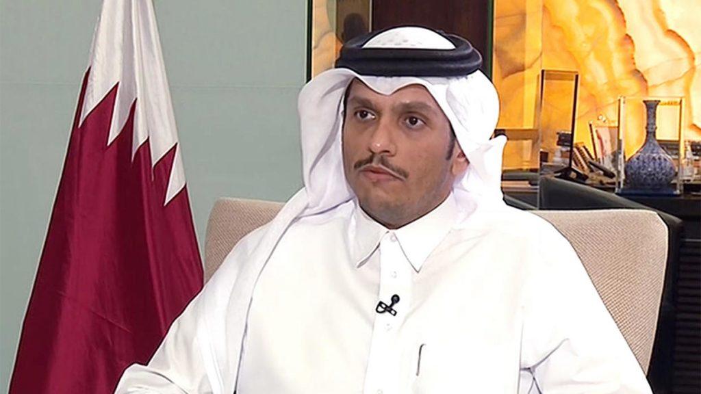 وزير الخارجية القطري: هناك مباحثات مع الأشقاء في السعودية ونأمل أن تثمر عن نتائج إيجابية