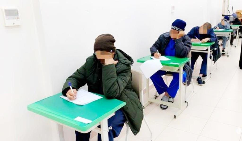 بدء اختبارات مدرسة العباس بدار الملاحظة الاجتماعية بحائل