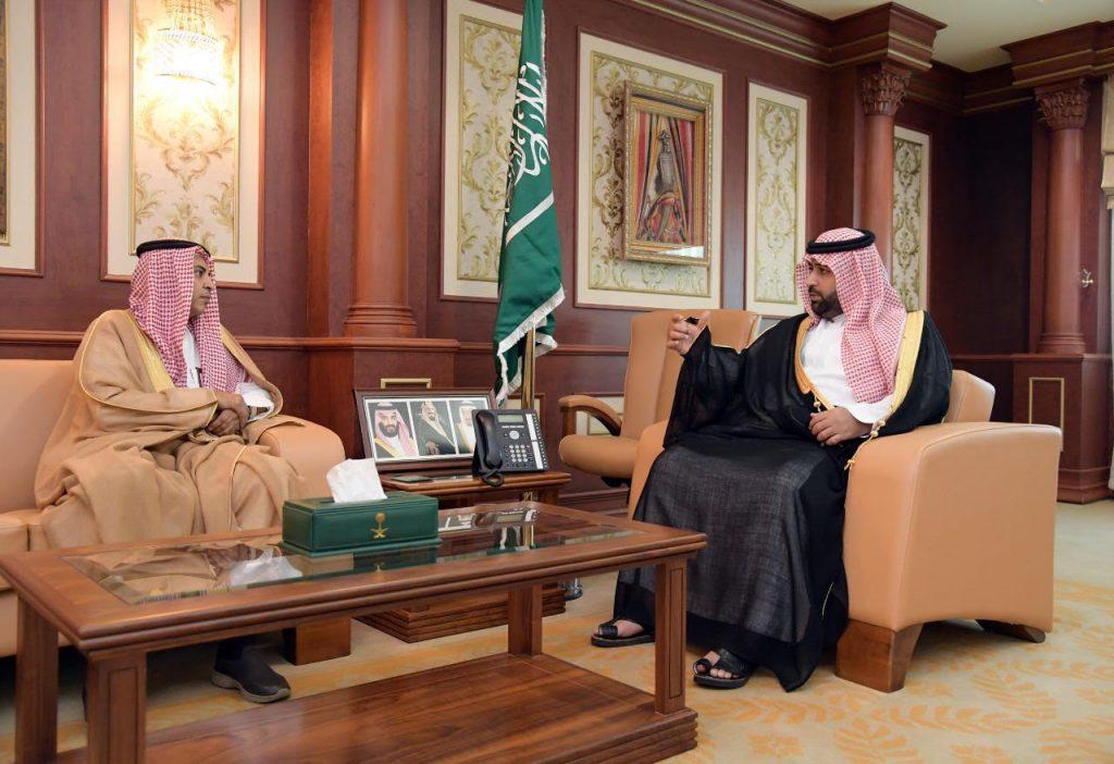 الأمير محمد بن عبدالعزيز يؤكد على أهمية دور المجلس الاستشاري لخدمة ذوي الإعاقة بالمنطقة