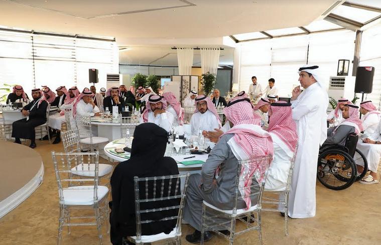 حرم أمير المنطقة الشرقية : القيادة الرشيدة أولت البيئة اهتماماً بالغاً