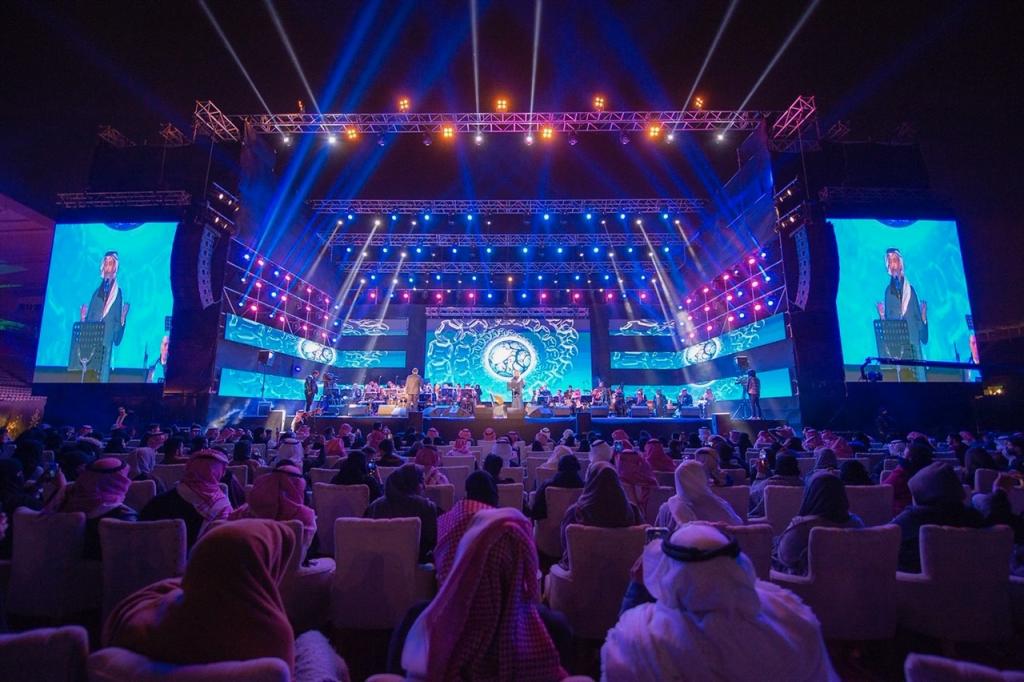 عبادي الجوهر: جمهور القصيم فريد بإحساسه وتفاعله