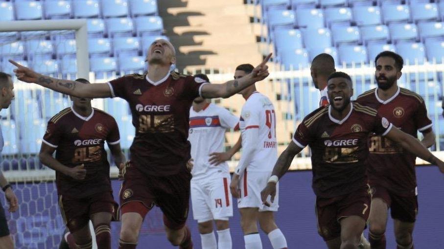 الفيصلي يكسب نظيره أبها بهدف دون مقابل في دوري كأس الأمير محمد بن سلمان للمحترفين