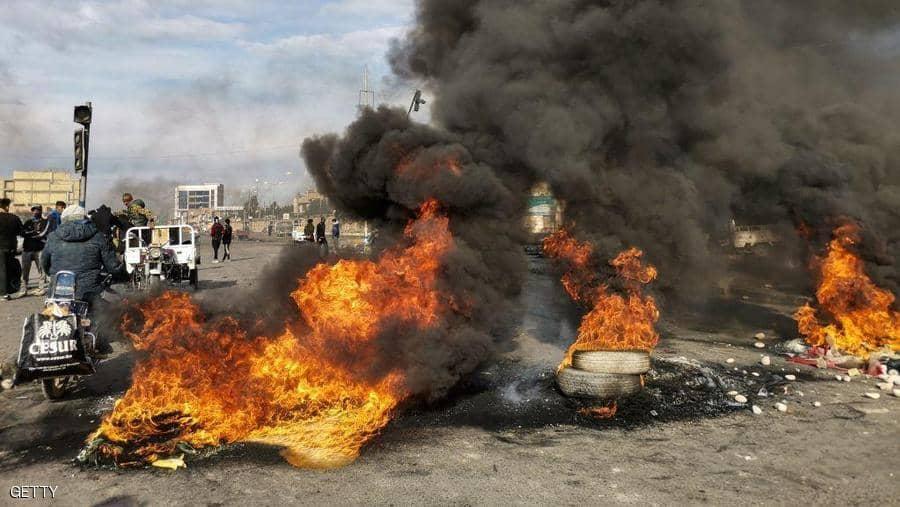 احتجاجات العراق.. مقتل متظاهرين وعشرات الإصابات في ذي قار