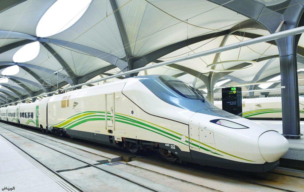 ابتداءً من اليوم .. قطار الحرمين يرفع سرعته إلى 300 كلم في الساعة