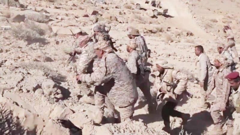 نهم تحرق الحوثيين.. مقتل 80 وأسر 100