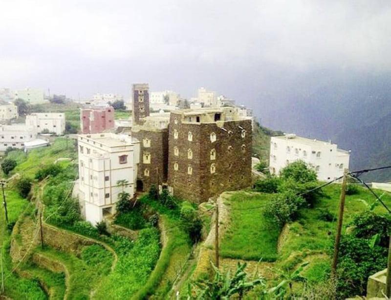 «درة الجنوب».. عاصمة القلاع الأثرية والبن الخولاني