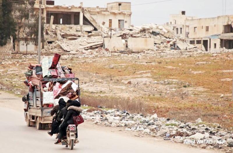 خلاف روسي – تركي في إدلب