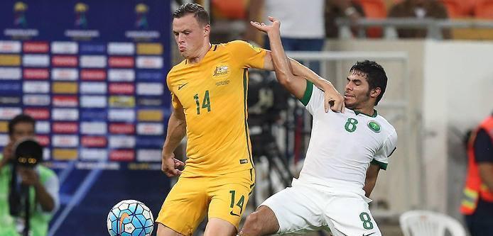 أستراليا تلحق مع السعودية إلى نصف النهائي لكأس آسيا بفوزها على المنتخب السوري