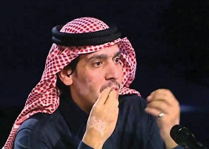 """شاهد.. العميل القطري بن الذيب يرثي الهالك """"قاسم سليماني"""" بقصيدة"""