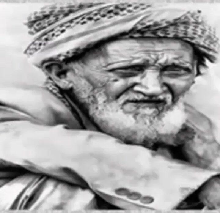 شابت لحانا ما لحقنا هوانا.. عزّي لمن شابت لحاهم على ماش