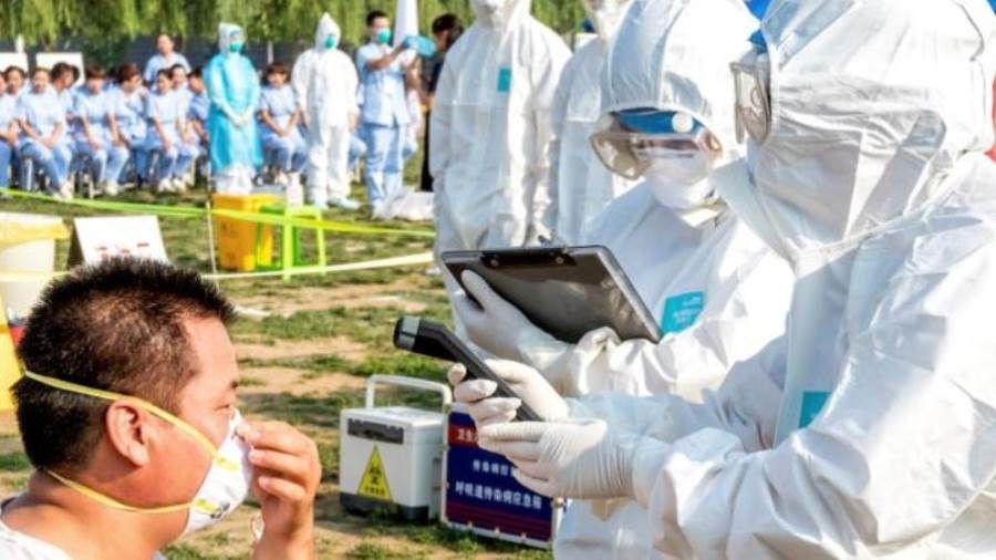 ارتفاع حصيلة ضحايا فيروس كورونا في الصين إلى 9 وفيات و440 مصابا