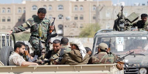 مصرع وجرح 8 من عناصر الميليشيا الحوثية في محافظة الضالع