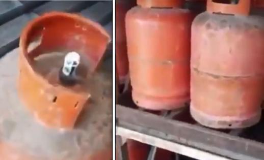 أول تعليق من شركة الغاز على مقطع سوء نظافة الأسطوانات !