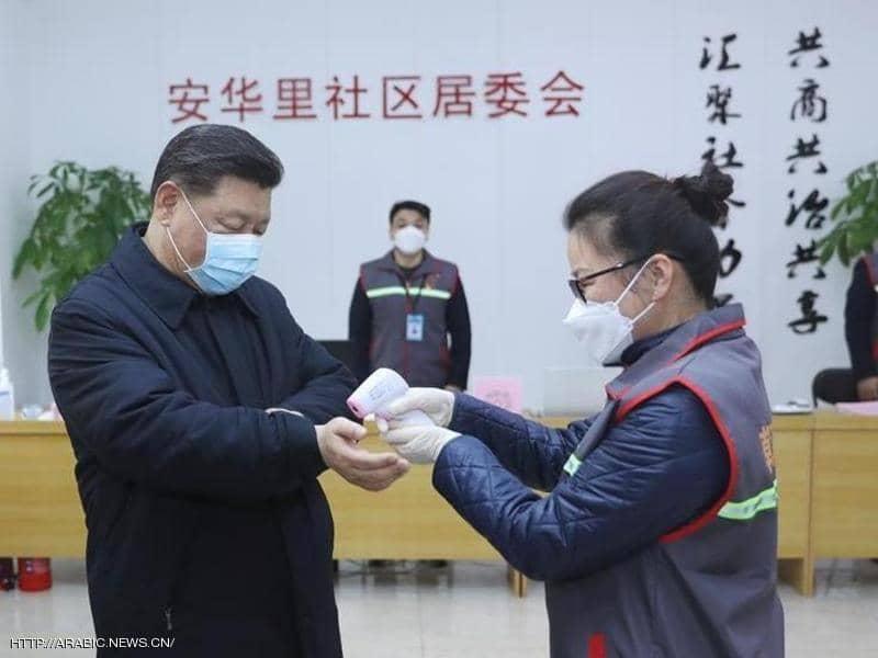 الصين تعلن عن 121 وفاة و5090 إصابة جديدة بفيروس كورونا
