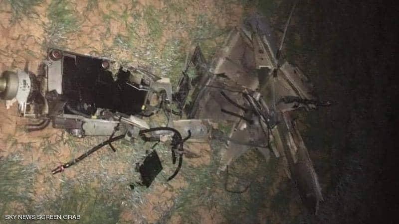 الجيش الليبي يسقط 6 طائرات تركية مسيّرة في طرابلس