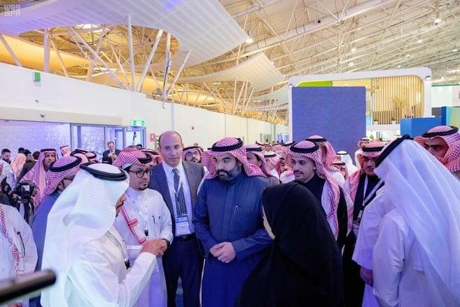 8 مارس .. انطلاق المعرض والمؤتمر السعودي الدولي لإنترنت الأشياء في الرياض