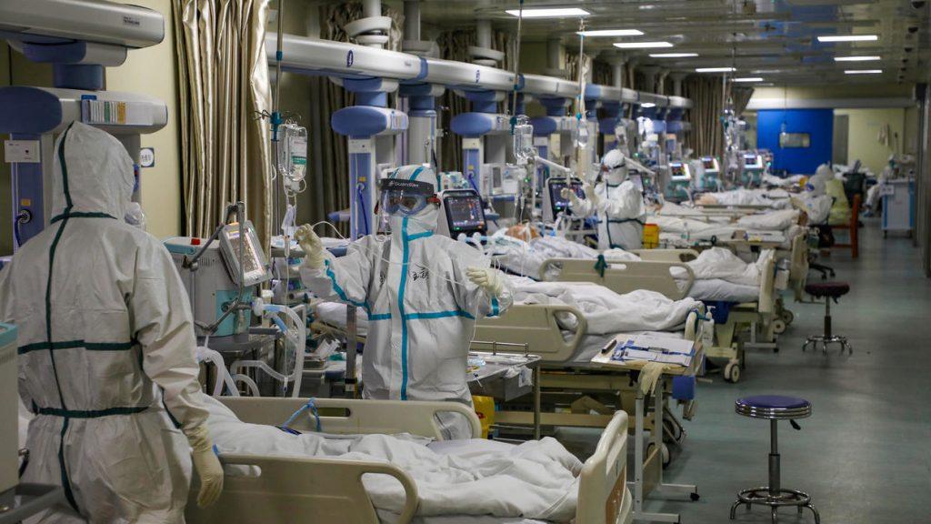 وفاة 6 من عناصر الفرق الطبية بوباء كورونا في الصين