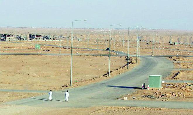 """""""الأراضي البيضاء"""": تطوير أرضين خاضعتين للرسوم من مُلاكها بمساحة 135136 متر مربع بالدمام"""