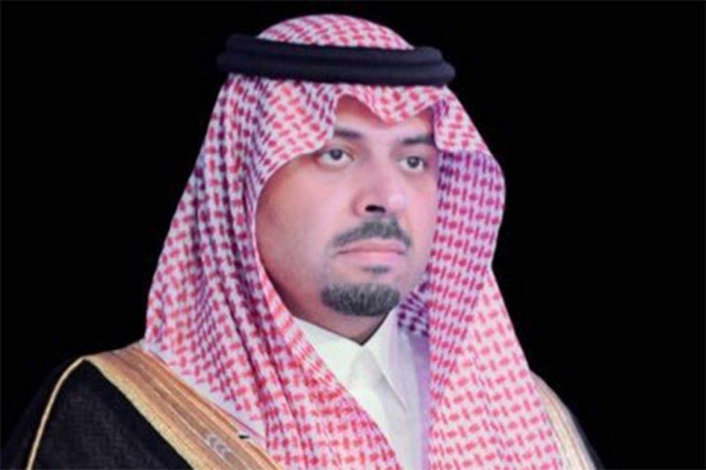 أمير الحدود الشمالية يتفقد محافظة طريف .. غدًا