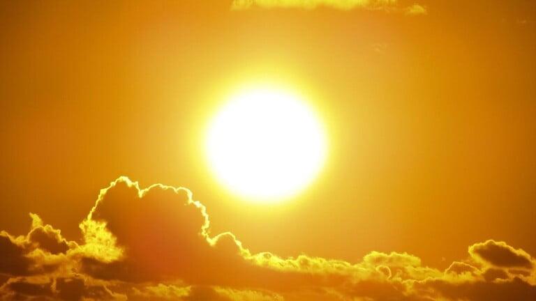 2020 ضمن أشد ثلاثة أعوام حرارة على الإطلاق