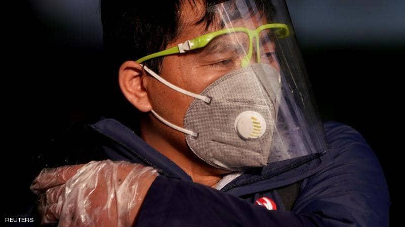 116 وفاة جديدة بفيروس كورونا في إقليم هوبي في الصين